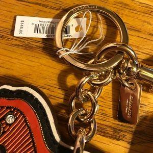 Coach Accessories - Coach T Rex Dinosaur Keychain